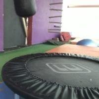 AsWarrior - Mini trampoline