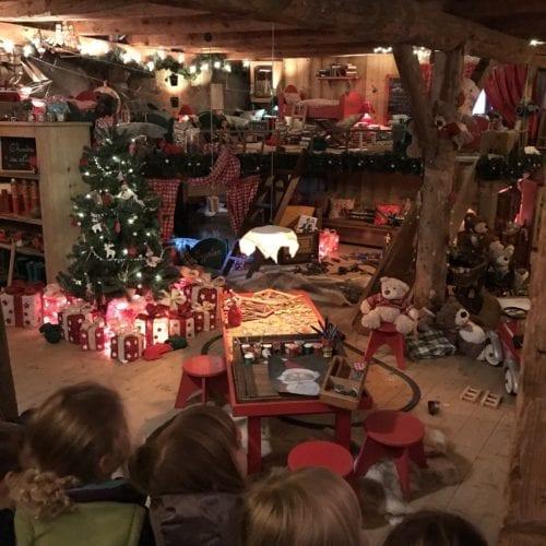 Chambre des lutins du Hameau du Père Noël