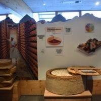 fin de la fromagerie de démonstration